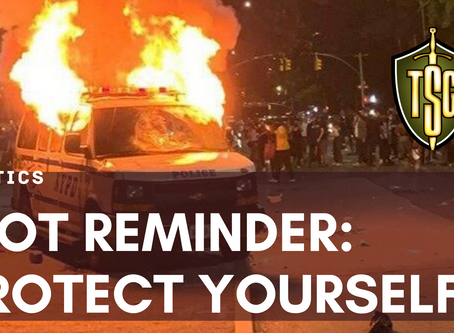Riots in America: Protect Yourself