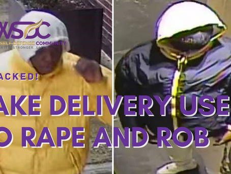 Fake Delivery Becomes Rape and Robbery