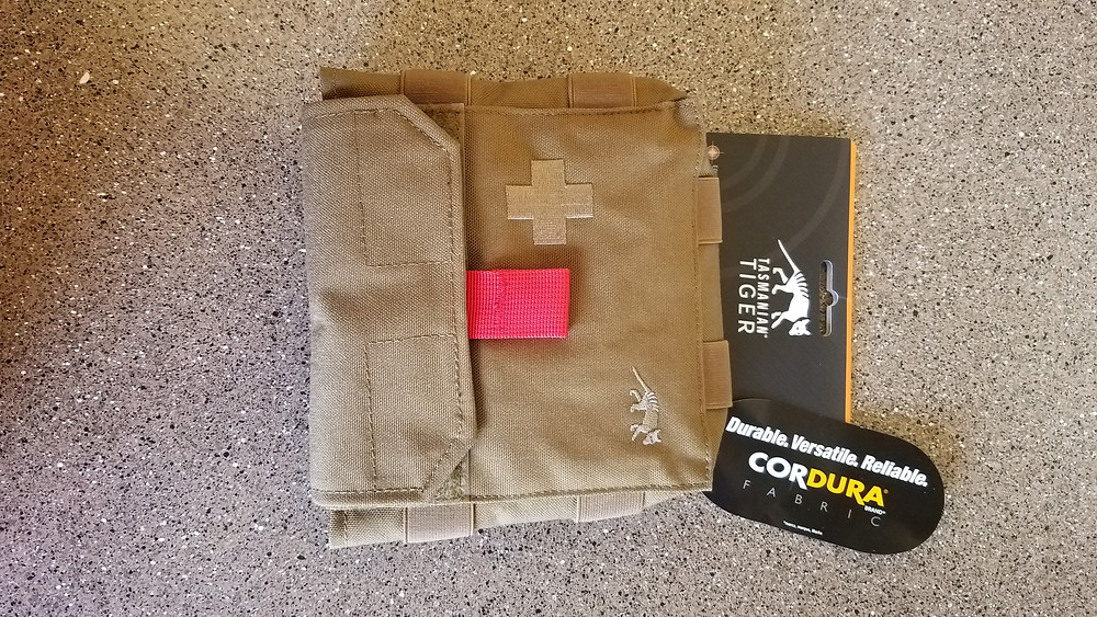 compact IFAK Pouch, Tasmanian Tiger