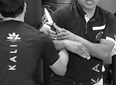 Review: Kali Combatives with Master Apolo Ladra