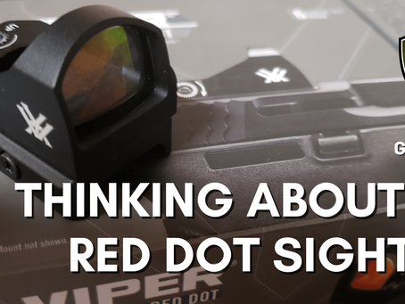 Thinking About a Red Dot Sight?