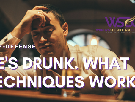 He's Drunk: Why Your Self-Defense Cannot Rely on Pain Compliance