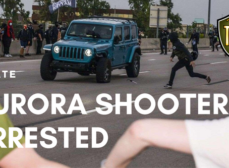 Protester Shoots Two Other Protesters: Arrested for Attempted Murder