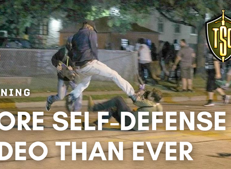 More Self-Defense Video than Ever: Use for Your Knowledge