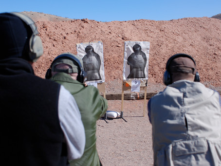 Lessons from a Concealed Carry Course