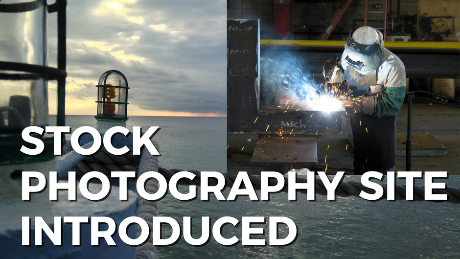 Stock Photography Site Launched