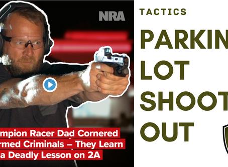 Competitor Dominates Parking Lot Shootout