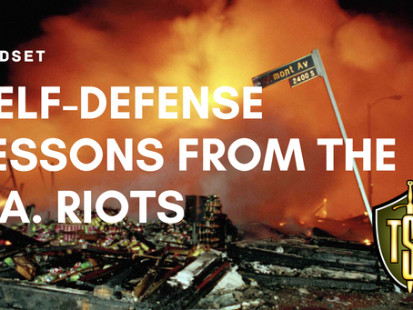 Self-Defense Lessons from the L.A. Riots