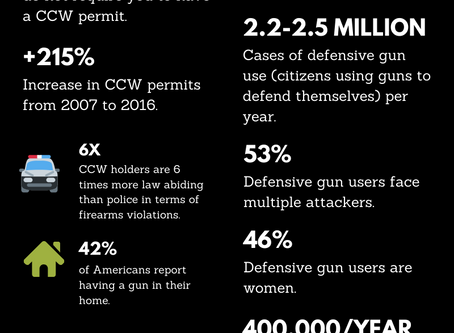 Does My Gun Make Me Safer?
