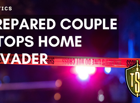 Couple Stops Home Invasion: Says Be Prepared