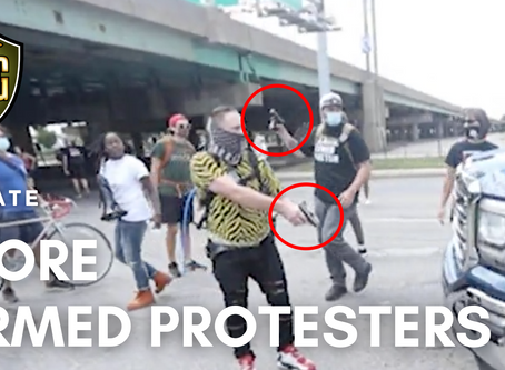More Armed Protesters: What's Your Move?