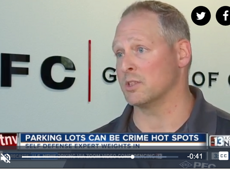 Parking Lots Can Be Crime Hot Spots