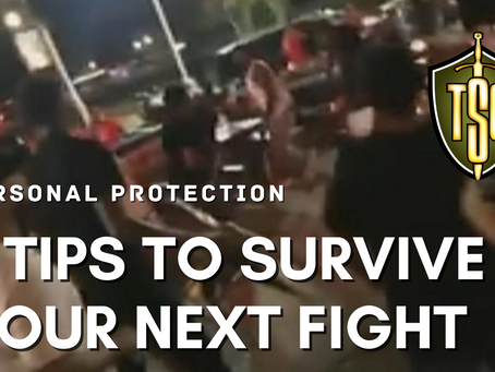 5 Tips to Survive Your Next Fight