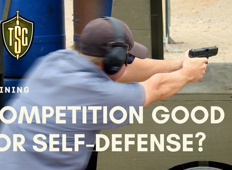 Is Competition Good For Self-Defense Handgun Skills?