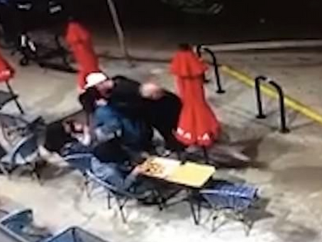 Video: Takedown and Control of Attacker Taking Young Girl