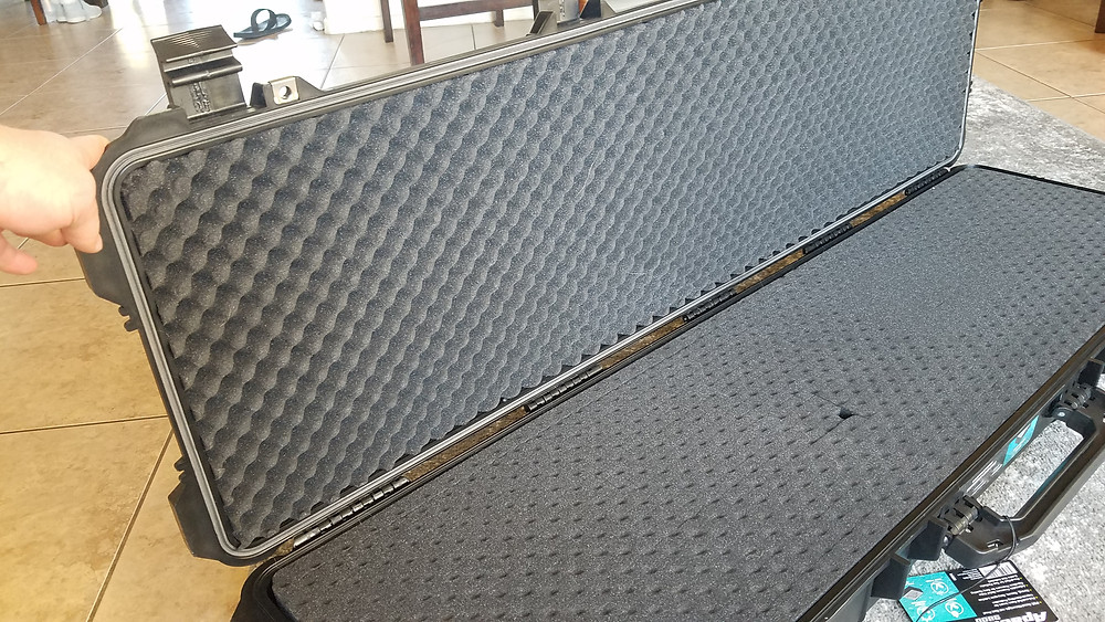 Apache Rifle Case Foam