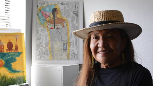 The power of art to heal, across cultures