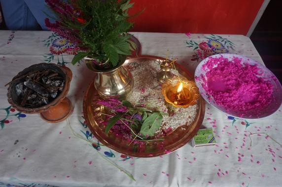 Aarti—India