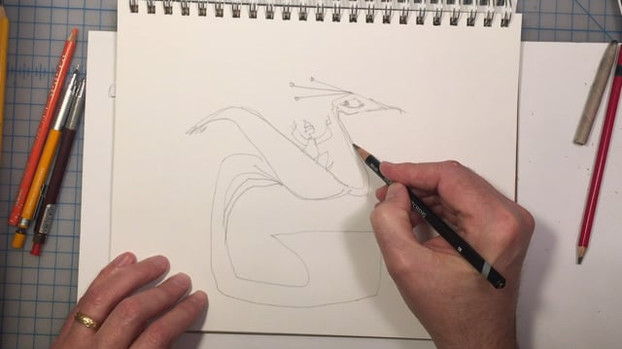 Creating the Characters