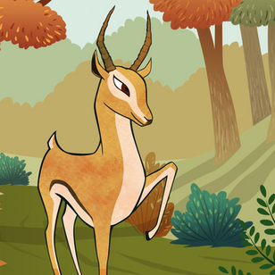 The Clever Antelope