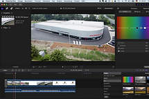 Screenshot Final Cut Pro X