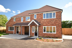 Front of Plot 3 & 4