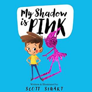 My Shadow is Pink by Scott Stuart (T)