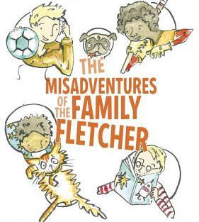 The Misadventures of the Family Fletcher by Dana Alison Levy (G)