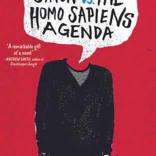 Simon vs. the Homo Sapiens Agenda by Becky Albertalli (G)