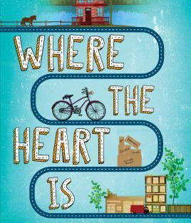 Where the Heart Is by Jo Knowles (L)
