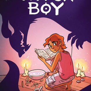 The Witch Boy by Molly Knox Ostertag (Q)