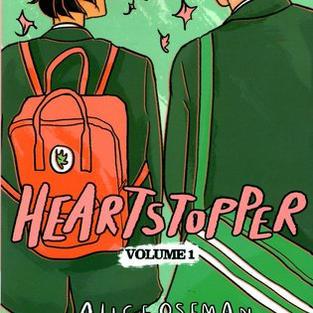 Heartstopper: Volume One by Alice Oseman (G)