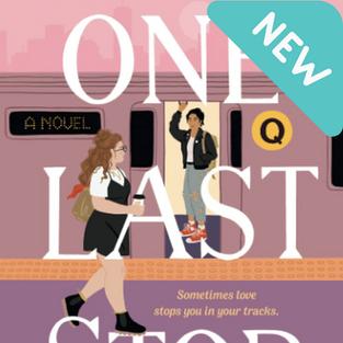 One Last Stop by Casey McQuiston (L)