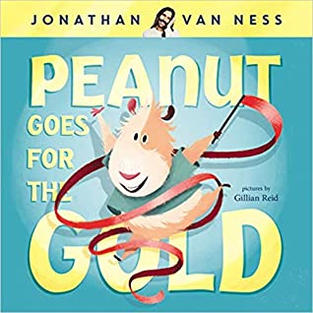 Peanut Goes for the Gold by Jonathan Van Ness (Q)