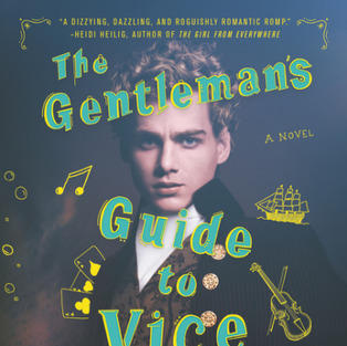 The Gentleman's Guide to Vice and Virtue by Mackenzi Lee (G)