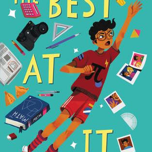 The Best at It by Maulik Pancholy (G)
