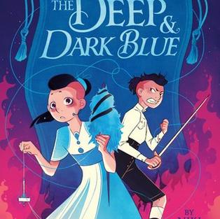 The Deep & Dark Blue by Niki Smith (T)
