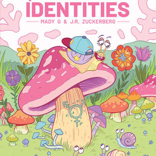 A Quick & Easy Guide to Queer & Trans Identities by Mady G., J.R. Zuckerberg (Q/T)