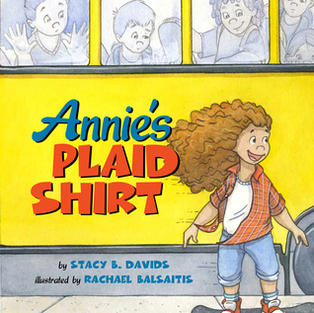 Annie's Plaid Shirt by Stacy B. Davids (Q)