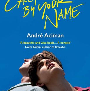 Call Me By Your Name by André Aciman (B)