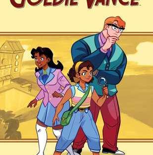 Goldie Vance Vol. 1 by Hope Larson (L)