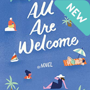 All Are Welcome by Liz Parker (L)