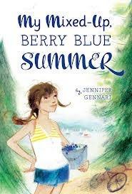 My Mixed-Up Berry Blue Summer by Jennifer Gennari (G)