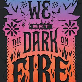 We Set the Dark on Fire by Tehlor Kay Mejia (L)