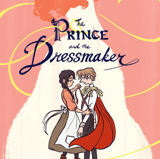 The Prince and the Dressmaker by Jen Wang (Q)