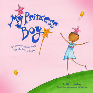 My Princess Boy by Cheryl Kilodavis (Q)