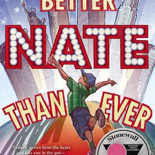 Better Nate Than Ever by Tim Federle (Q)