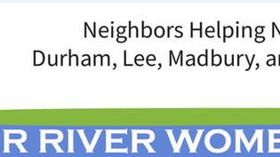 Oyster River Womenade: Neighbors Helping Neighbors.