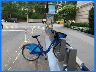 Bike the 4 Boroughs. Sorry Staten Island.