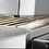"Thumbnail: 42"" 3-Burner Built-In Natural Gas Grill with Infrared Rotisserie Burner"